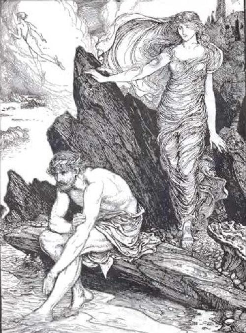 Odyssey and Calypso