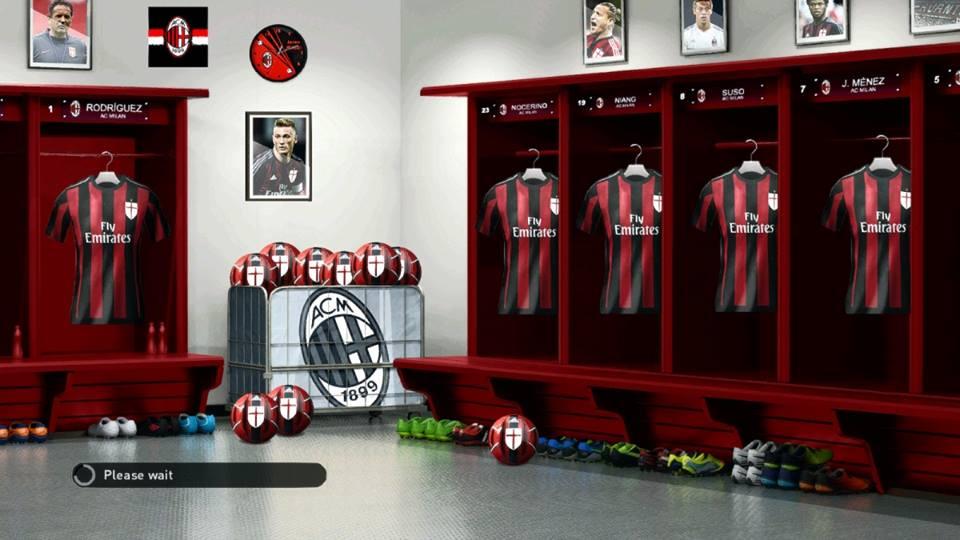 Pes-modif: PES 2016 AC Milan Mods Update Pack 1 By Fifacana