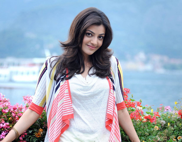 Kajal Aggarwal  Wallpaper