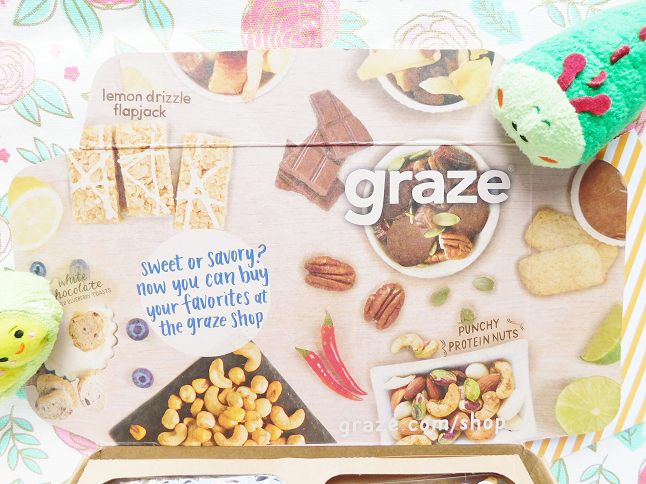 Graze Box Taste Test