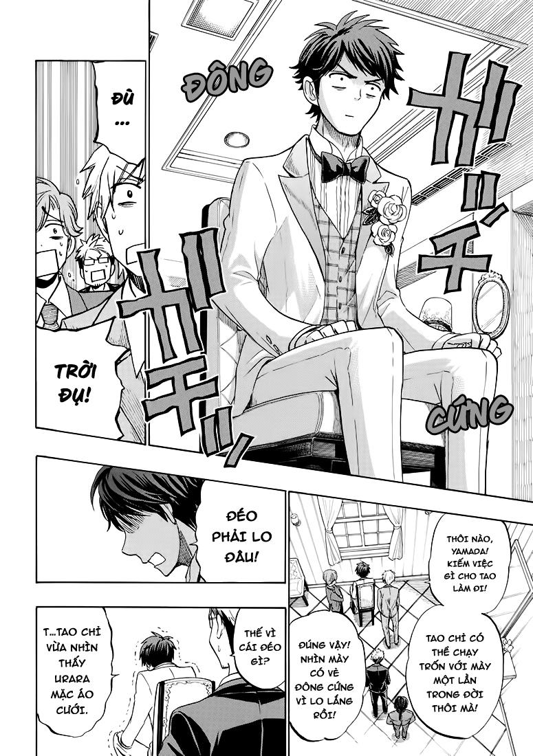 Yamada kun to 7 nin no Majo Chap 243 - Trang 10