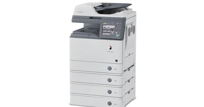 Canon imagerunner 1730 black and white multifunction printer/copier.