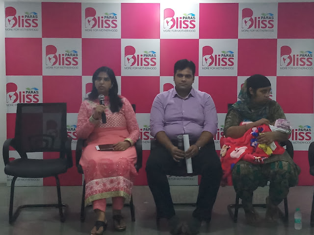 Paras Bliss Panchkula Hospital Saves Two Premature Babies after They Develop Life-threatening Medical Conditions