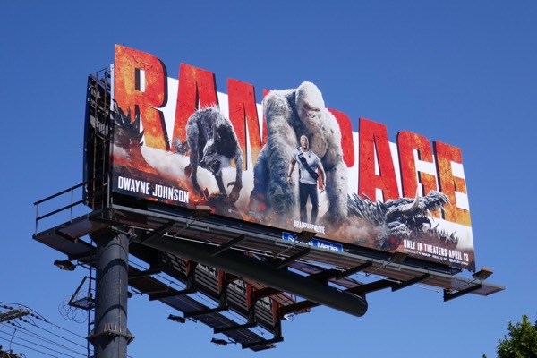 Rampage extension cutout billboard
