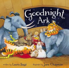 Book Review: Goodnight Ark l LadyD Books