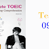 Listening Complete TOEIC - Test 09