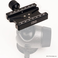 Hejnar PHOTO F-GH2780QR Arca QR Clamp for Gitzo Ball Heads