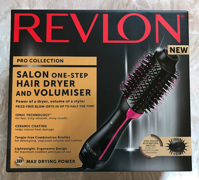 Revlon Pro Collection One Step Hair Dryer And Volumiser AND A Giveaway