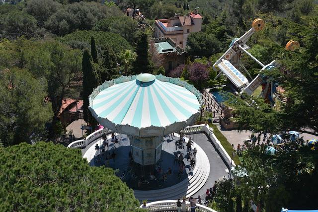 Tibidabo Amusement Park