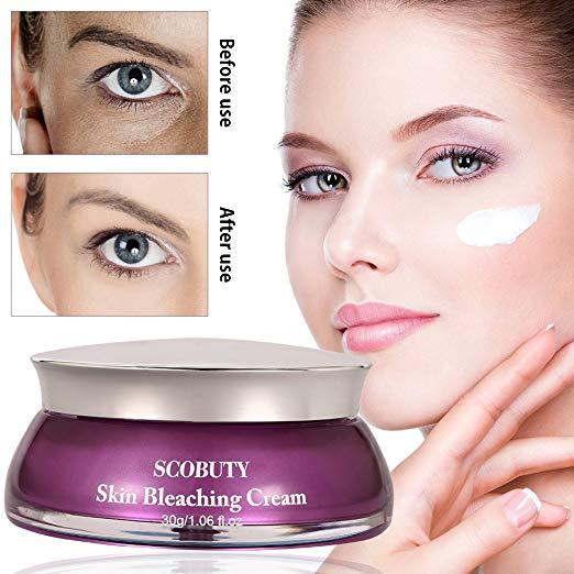 The best  5 whitening cream for face.