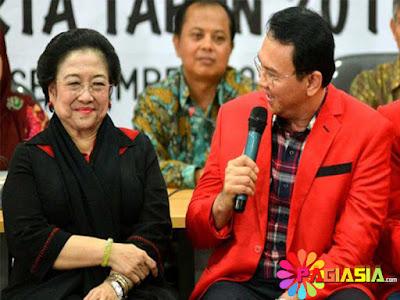 Ahok Berjanji Tidak Akan Berbicara Tanpa Mikir dan Menyinggung Agama Lain Usai Diperingatkan Oleh Megawati