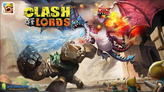 Clash of Lords APK + Data 2 Images