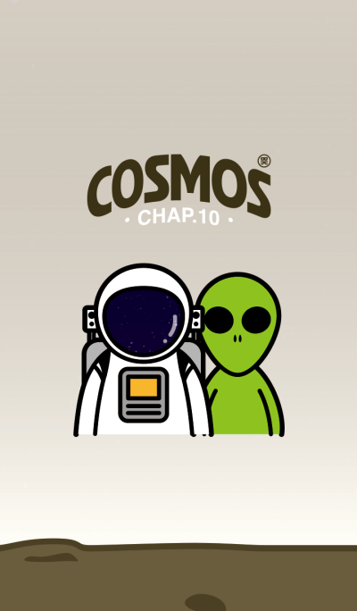 COSMOS CHAP.10 - OUT SPACE IN YELLOW