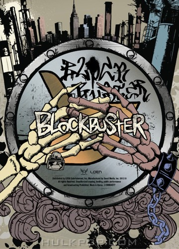 BLOCK B – Blockbuster (FLAC + ITUNES PLUS AAC M4A)