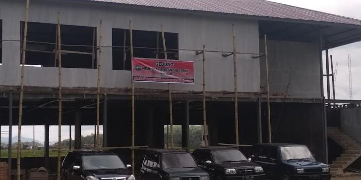 Peserta Pelatihan FPK-SAK Terperangah, Ada Gedung Pemuda Di Lokasi Acara