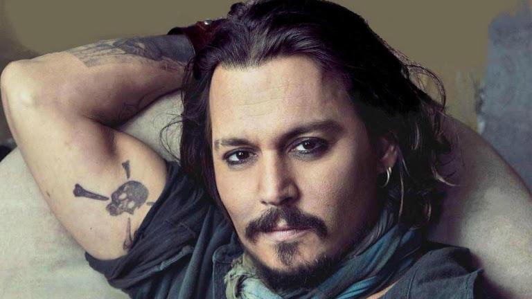 Wallpaper: Johnny Depp HD Wallpapers