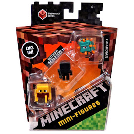 Minecraft Series 3 Wither Skeleton Mini Figure