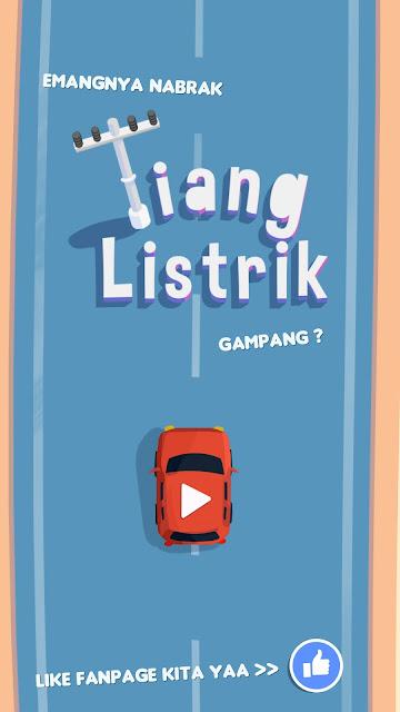 """CREATOR PEMBUAT GAME VIRAL """" TIANG LISTRIK"""""""