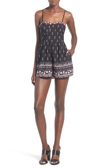 Rompers-Estrella Fashion Report-Summer Trends