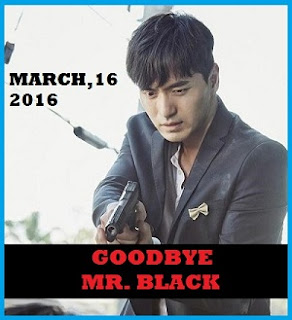 Goodbye Mr Black Korean Drama