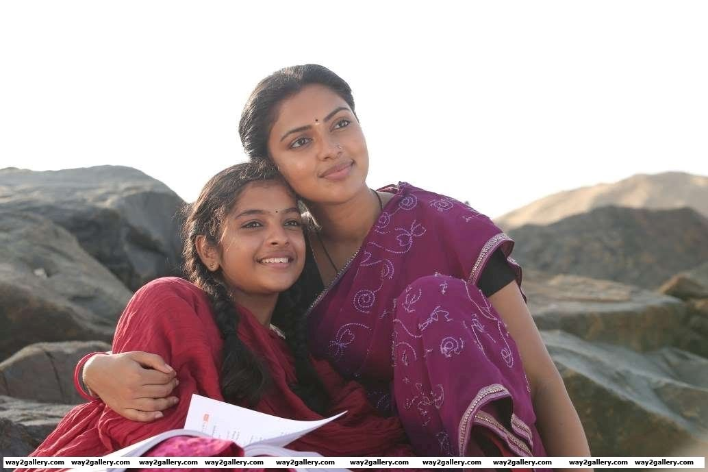 Amala Paul who had a first big break in the tragic romance Mynaa was last seen in the Tamil film Pasanga  Her next release will be Amma Kanakku