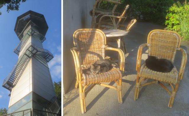 Baudouin-Turm Dreiländereck