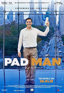 PadMan First Look Poster 5