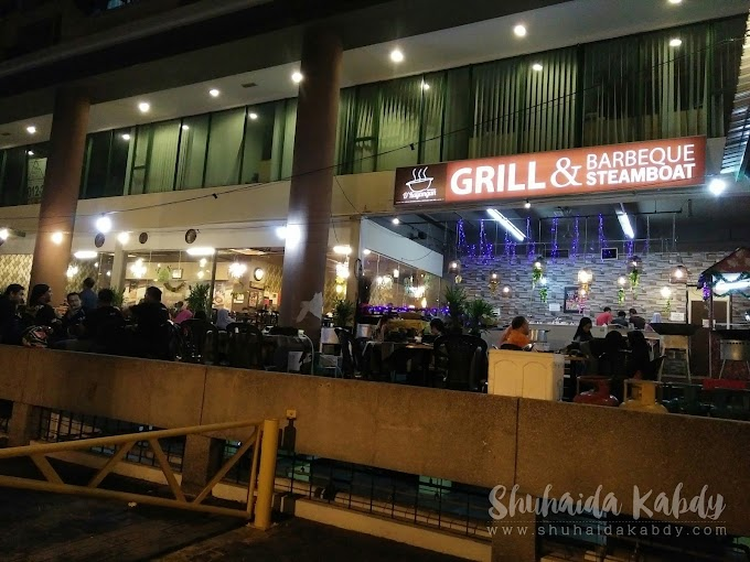 D'Kayangan Grill & Barbeque Steamboat Shah Alam
