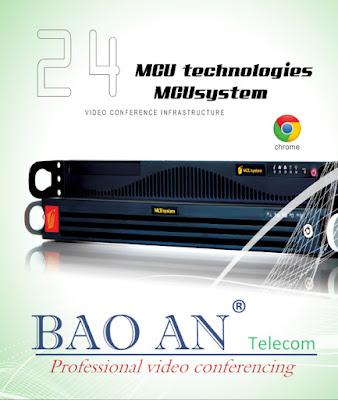 Thiết bị hội nghị truyền hình AVer MCU System24