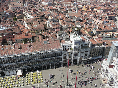 Venice, Clock Tower, Moonraker - James Bond location