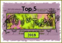 Top 5 winners 2018