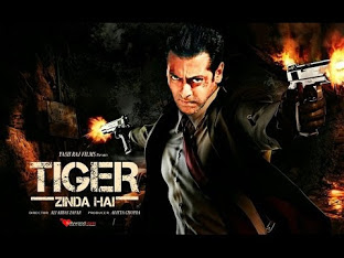 Tiger Zinda Hai Trailer, Tiger Zinda Hai theatricla Trailer, Tiger Zinda Hai official Trailer