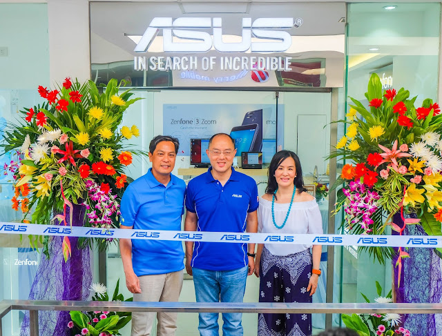 ASUS Opens First Concept Store in Boracay