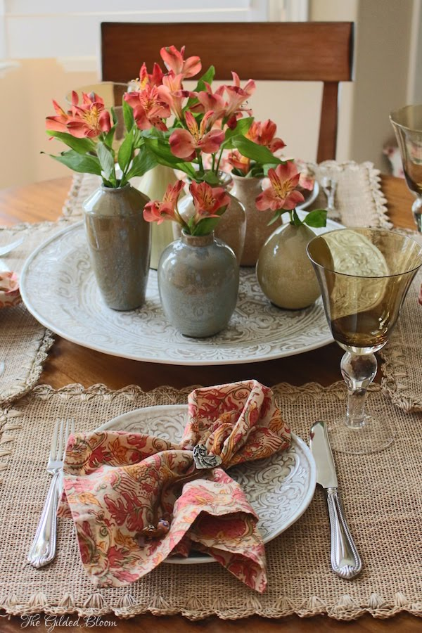 Styling and August Appetizer Party- www.gildedbloom.com