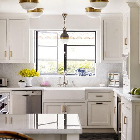 Kitchen Cupboard Handle Ideas