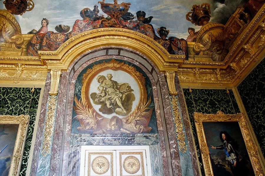 Versailles ch teau de versailles chavanitas for Porte de champerret salon histoire