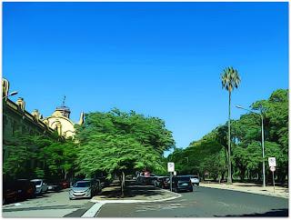 Avenida José Bonifácio, Porto Alegre