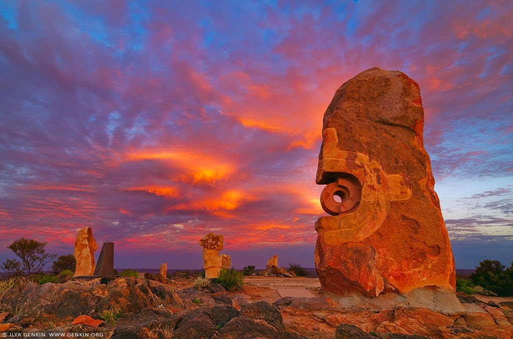 Broken Hill in Australia-10 Beautiful Cities in Australia