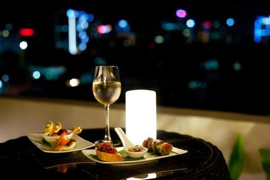 akşam yemeğini romantik hale getirme
