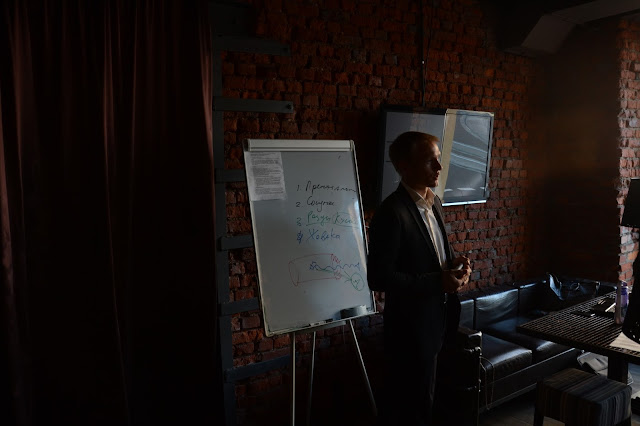 """Лекция """"Зубная психология"""" для """"Кушай и стройней"""" (фото+видео)"""