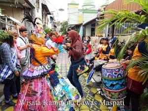 KAMPUNG LAWAS MASPATI, Wisata Sejarah di Kampung Kreatif Kota Surabaya