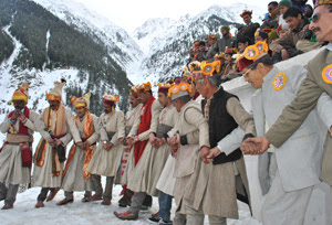 Winter Carnival festival