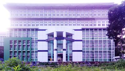Gedung Ilmu Gizi FK Undip Tembalang