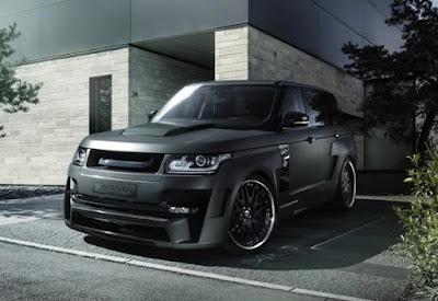 2014 Mystere Hamann Range Rover
