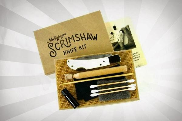 Scrimshaw Knife Kit Men S Gear