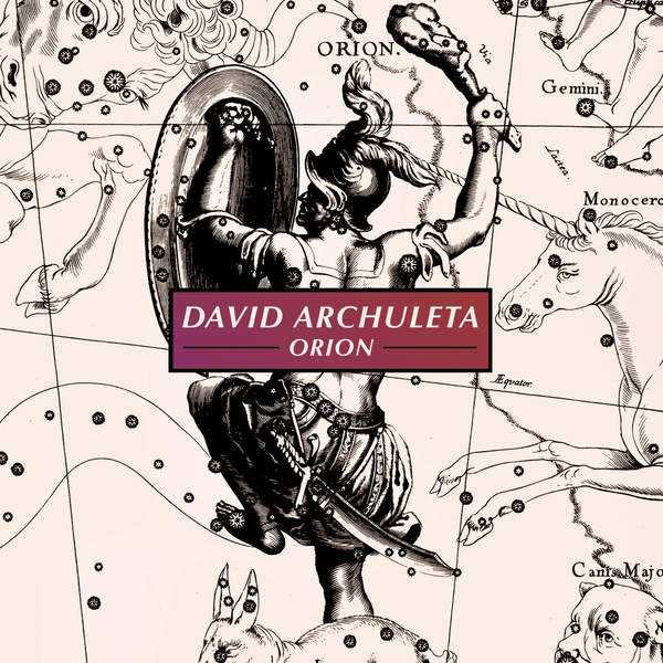 David Archuleta - Orion - EP Cover