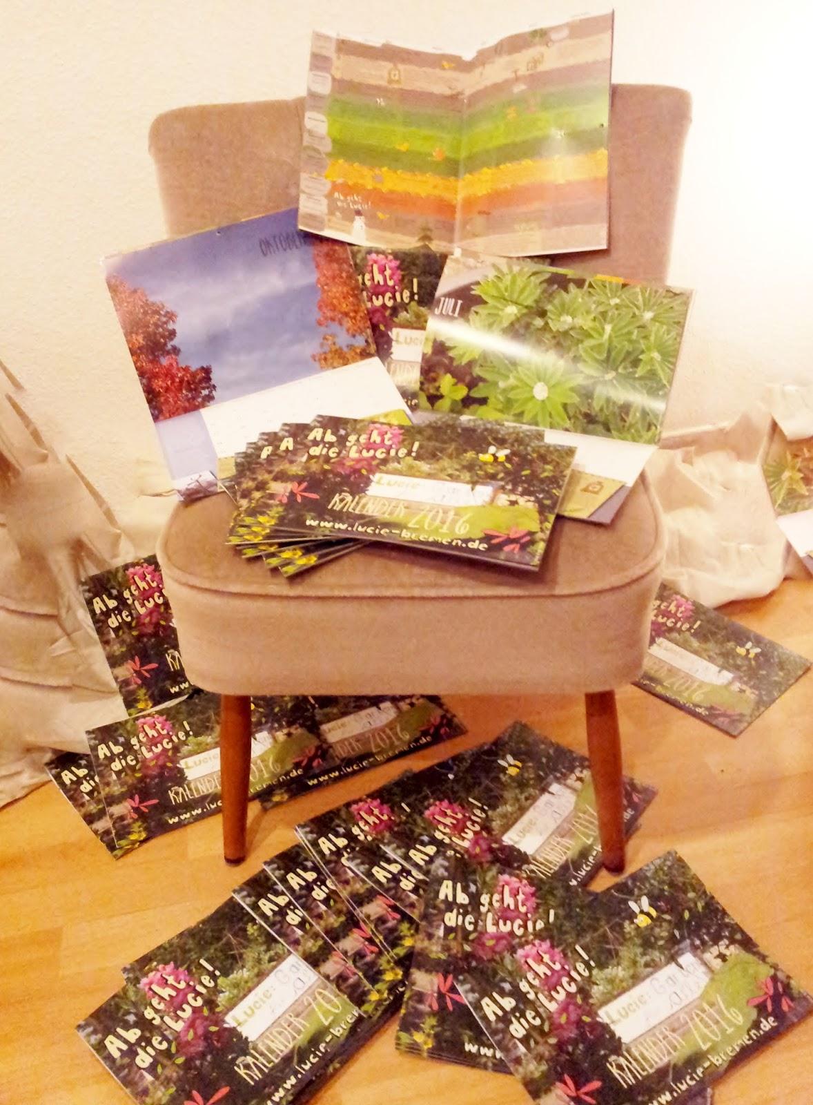 Ab geht die Lucie!: Lucies Weihnachtsgeschenke
