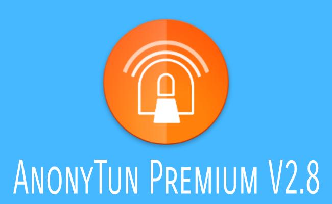 Cara AnonyTun Prime v2.8 Apk Premium Terbaru