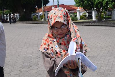 Mahasiswa MPI dalam Program Lombok Youth Camp for Peace Leaders