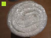 Plastikfolie: Matratzentopper Viscoelastisch Matratzenauflage Visco Schaum 90x200cm-180x200cm - verschiedene Größen (140x200 cm)